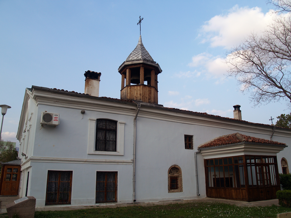 saint-dimitrirs church sliven